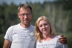 Alexandra und Ronny Kletke