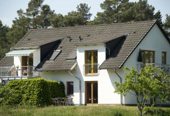 Ferienhaus im Ferienhaus-Park Brennickenswerder.